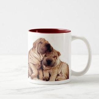 Shar-pei Dog Mug