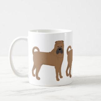 Shar-Pei Mug