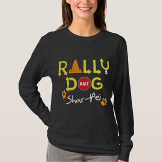 Shar-Pei Rally Dog T-Shirt