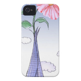 ShardArt Flower Power by Tony Fernandes Case-Mate iPhone 4 Case