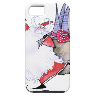 ShardArt Seasons Greetings by Tony Fernandes iPhone 5 Cover