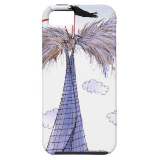 ShardArt Unwelcome Visitors by Tony Fernandes iPhone 5 Covers