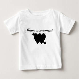 Share a moment baby T-Shirt