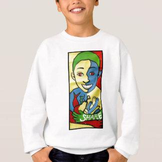 Share Banner Sweatshirt
