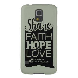 SHARE Galaxy phone case
