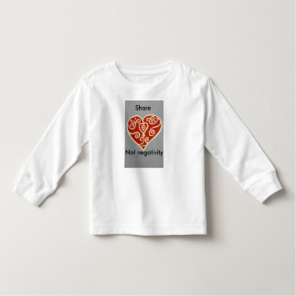 Share Love 2 Toddler T-shirt