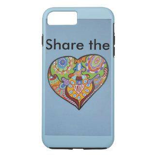 Share Love iPhone 7 Plus Case