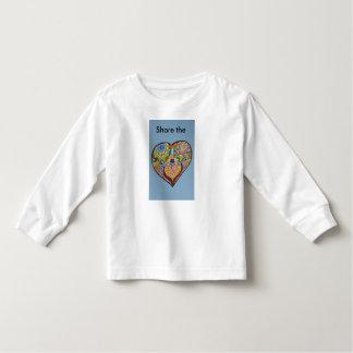 Share Love Toddler T-shirt