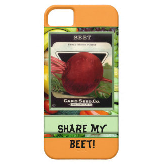 Share my beet! iPhone 5 case