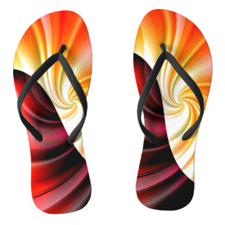 Share or a Wave (save & applied) Flip Flops