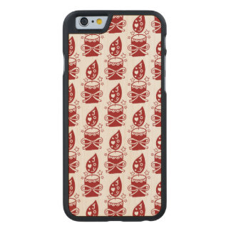 Share The Joy of Christmas Carved Maple iPhone 6 Case
