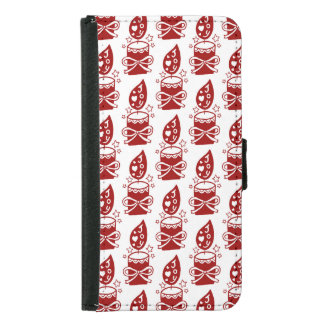 Share The Joy of Christmas Samsung Galaxy S5 Wallet Case