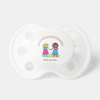 Share the Love - Equality for All Baby Pacifier