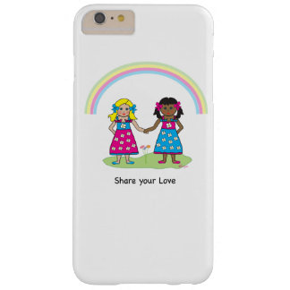 Share the Love - Equality for All Barely There iPhone 6 Plus Case