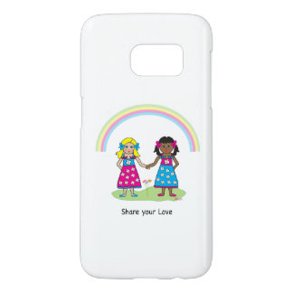 Share the Love - Equality for All Samsung Galaxy S7 Case