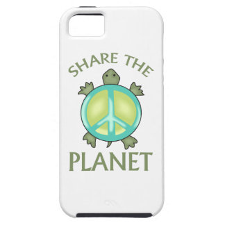 SHARE THE PLANET iPhone 5 CASES