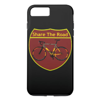 Share The Road iPhone 7 Plus Case