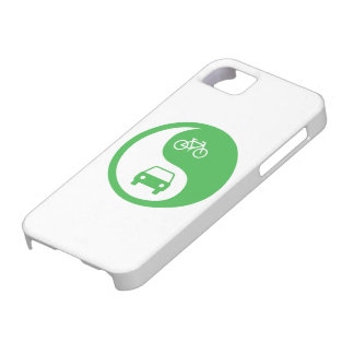 Share the Road Yin Yang iPhone 5 Covers