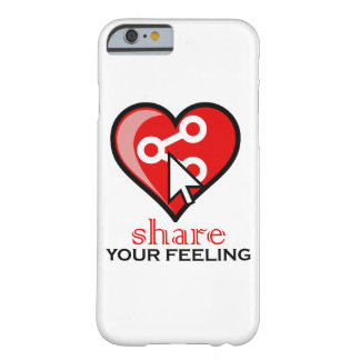 share your felling barely there iPhone 6 case