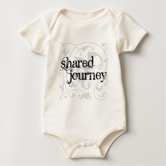 Shared Journey Organic Baby Bodysuit
