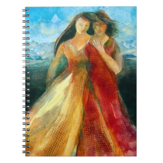 Shared Secrets Personal Journal Spiral Note Books