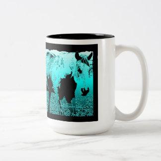 Shared Trail Two-Tone Coffee Mug