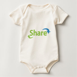 ShareWare Baby Bodysuit