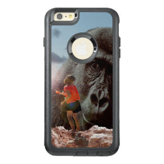 Sharing Lunch With An Ape, OtterBox iPhone 6/6s Plus Case