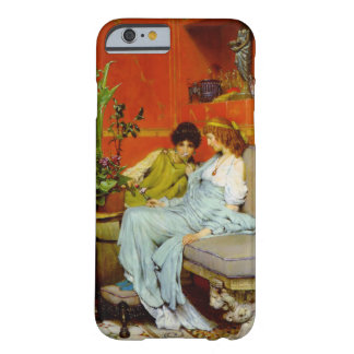 Sharing Secrets 1869 Barely There iPhone 6 Case