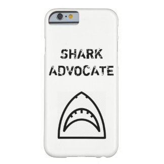 Shark Advocate Phone Case