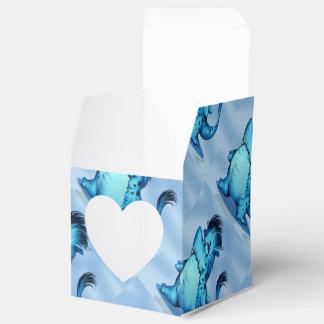 SHARK ALIEN GIFT BOX HEART Monster Wedding Favor Boxes