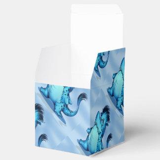 SHARK ALIEN GIFT Classic 2x2 Monster Party Favor Box