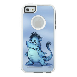 SHARK ALIEN MONSTER CARTOON Apple iPhone SE/5/ CSW OtterBox iPhone 5/5s/SE Case