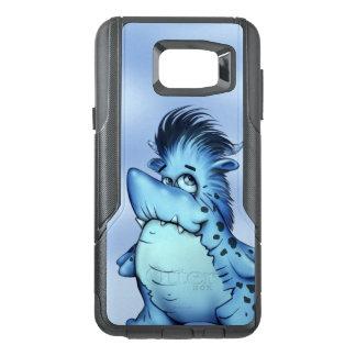 SHARK ALIEN MONSTER CARTOON Samsung Note 5