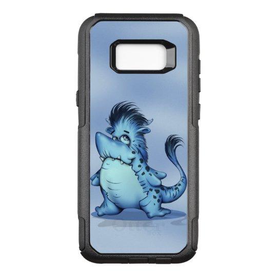 SHARK ALIEN MONSTER Samsung Galaxy S8+  CS OtterBox Commuter Samsung Galaxy S8+ Case