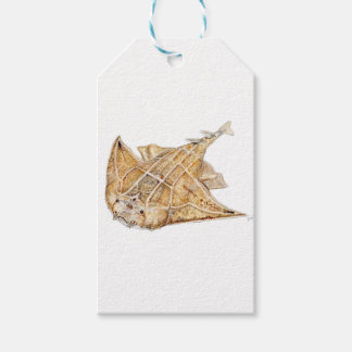 Shark angel, angelote gift tags