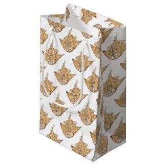 Shark angel, angelote small gift bag