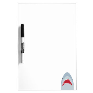 Shark Attack Dry Erase Board