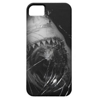 Shark Attack Great White Broken Glass Iphone 5 iPhone 5 Cover