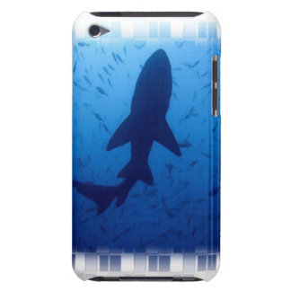 Shark Attack iTouch Case