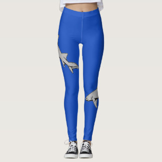 Shark Attack Leggings