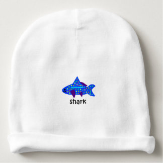 Shark Baby Beanie