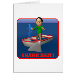 Shark Bait Card