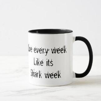 Shark Bite Mug