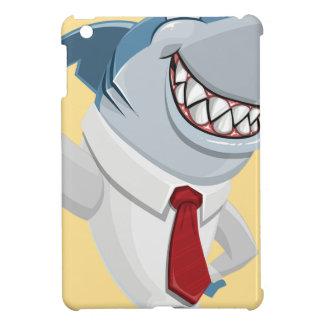 shark cartoon iPad mini covers