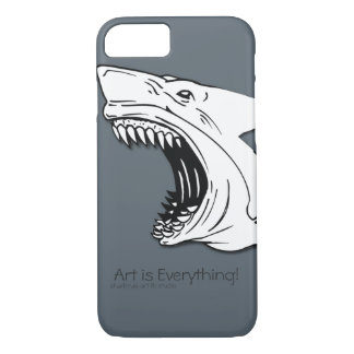 Shark Case-Mate Barely There iPhone 7 Case