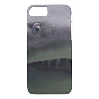Shark Close Up iPhone 7 Case