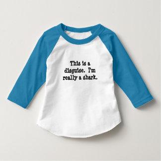 Shark Costume T-Shirt