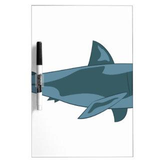 Shark Dry Erase Board