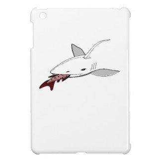Shark Eating Fish iPad Mini Cases